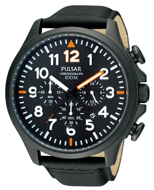 Men's wrist watch PULSAR PT3329X1 - 1 photo, picture, image