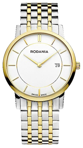 Rodania 25045.80 wrist watches for men - 1 photo, image, picture