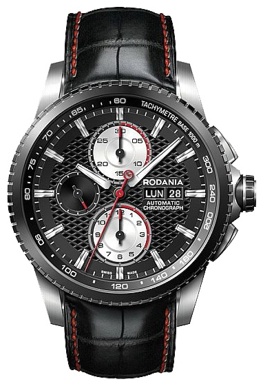 Men's wrist watch Rodania 25053.26 - 1 image, picture, photo