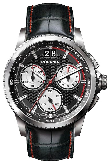 Rodania 25054.26 wrist watches for men - 1 photo, picture, image