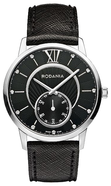Rodania 25067.26 wrist watches for women - 1 picture, image, photo