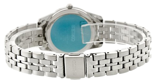 Women's wrist watch Seiko SFQ827 - 2 picture, photo, image