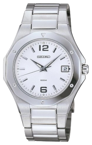 Men's wrist watch Seiko SGEB83 - 1 image, photo, picture