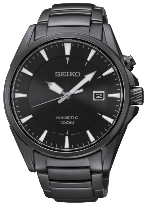 Seiko SKA567 wrist watches for men - 1 image, picture, photo