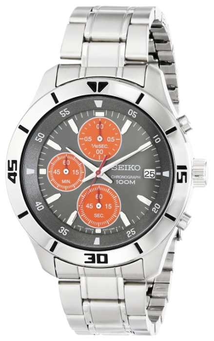 Seiko SKS415 wrist watches for men - 1 picture, image, photo