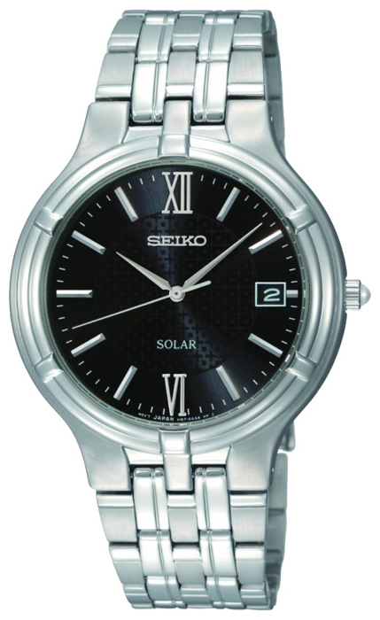 Men's wrist watch Seiko SNE027P - 1 photo, image, picture