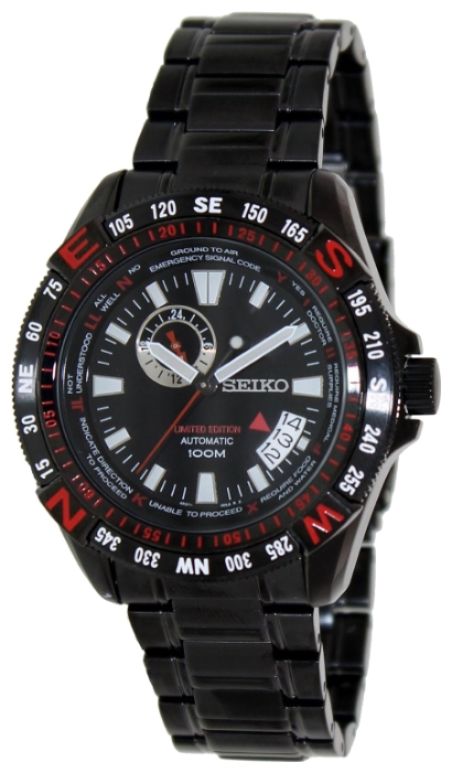Seiko SSA113 wrist watches for men - 1 image, picture, photo