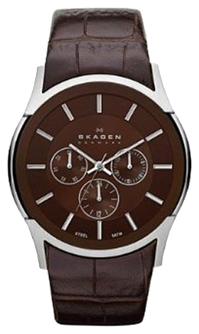 Men's wrist watch Skagen SKW6001 - 1 image, picture, photo