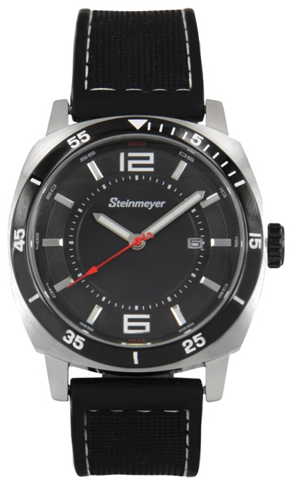Steinmeyer S 501.03.31 wrist watches for men - 1 image, photo, picture