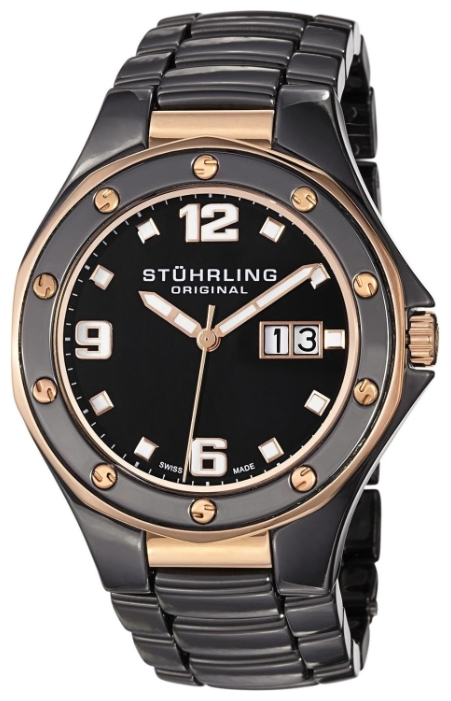 Wrist watch Stuhrling for unisex - picture, image, photo