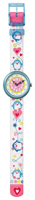 Wrist watch Swatch for kids - picture, image, photo