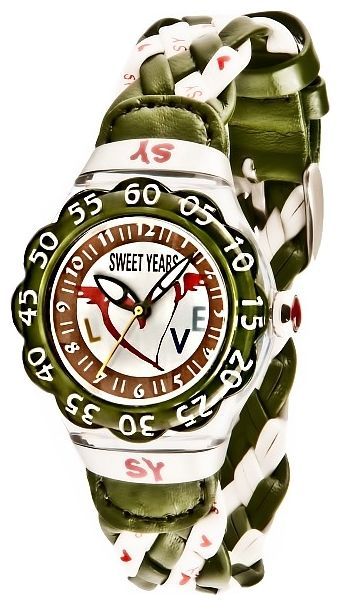 Wrist watch Sweet Years for unisex - picture, image, photo
