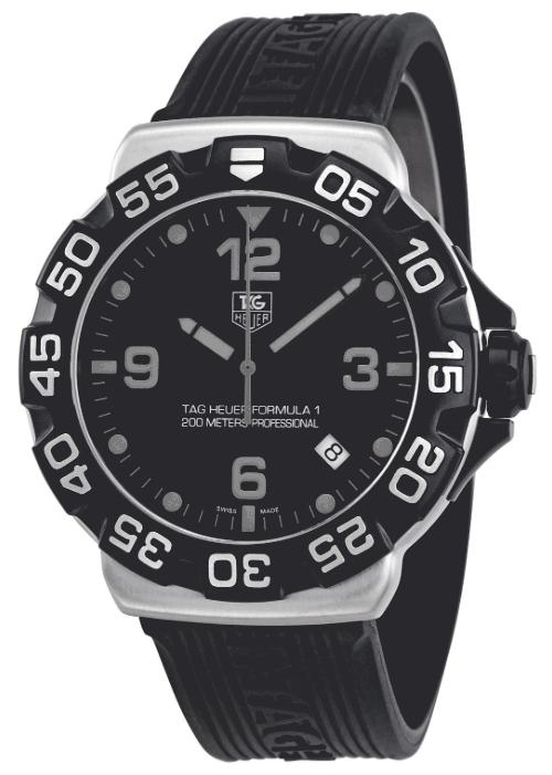 Wrist watch Tag Heuer for Men - picture, image, photo