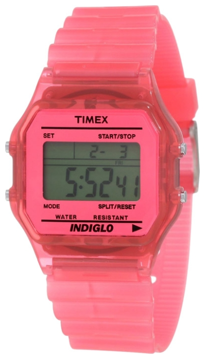 Unisex wrist watch Timex T2N805 - 2 picture, photo, image