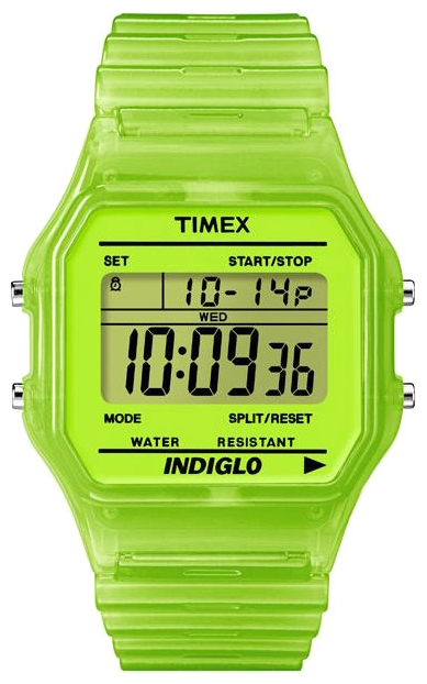 Timex T2N806 wrist watches for unisex - 1 photo, image, picture