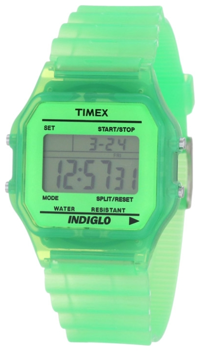 Unisex wrist watch Timex T2N806 - 2 image, photo, picture