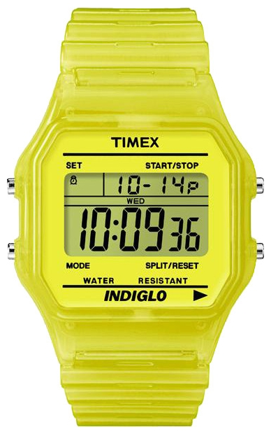Wrist watch Timex for unisex - picture, image, photo