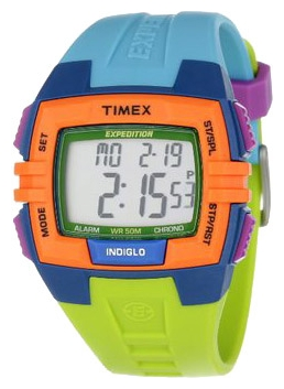 Unisex wrist watch Timex T49922 - 2 picture, image, photo