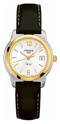Tissot T34.2.121.32 wrist watches for unisex - 1 photo, picture, image