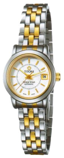 Titoni 23938SY-026 wrist watches for women - 1 image, photo, picture