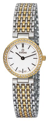 Titoni 42946SY-DB-280 wrist watches for women - 1 image, photo, picture