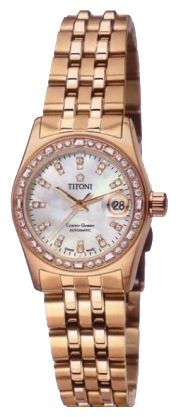 Titoni 726G-203 wrist watches for women - 1 image, picture, photo