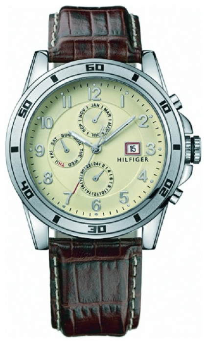 Men's wrist watch Tommy Hilfiger 1790739 - 1 picture, photo, image