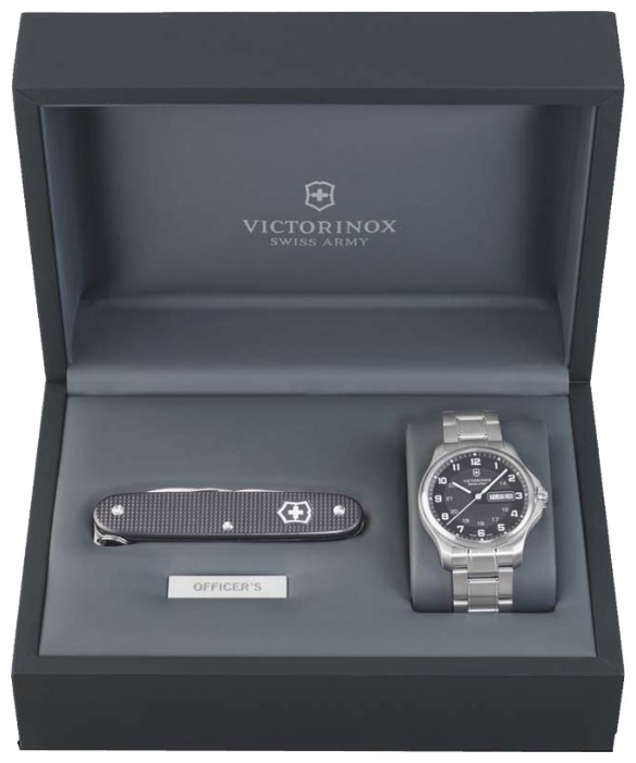 Victorinox V241590 wrist watches for men - 2 picture, photo, image