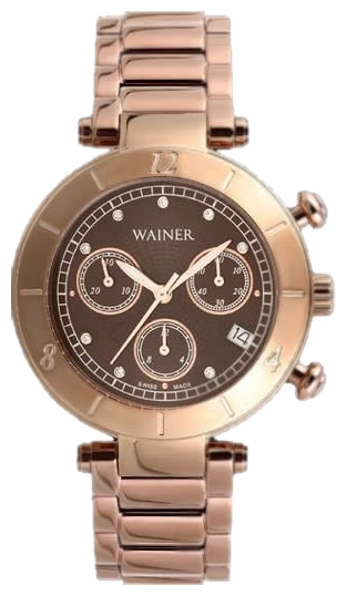 Women's wrist watch Wainer WA.11055-G - 1 image, photo, picture