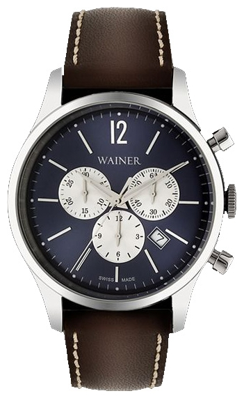 Wainer WA.12428-A wrist watches for men - 1 picture, image, photo