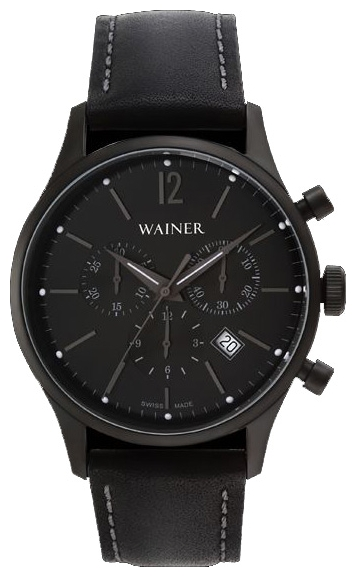 Wainer WA.12428-G wrist watches for men - 1 image, picture, photo