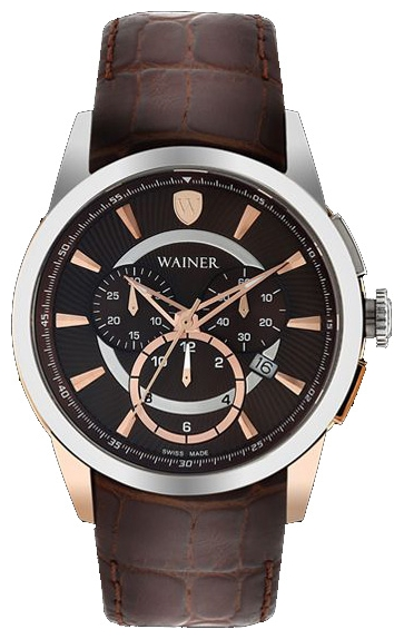 Men's wrist watch Wainer WA.16572-E - 1 photo, image, picture
