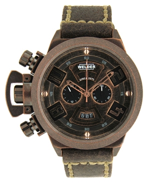 Men's wrist watch Welder 3602 - 1 image, photo, picture