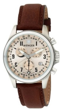 Wenger 72750 wrist watches for men - 2 picture, photo, image